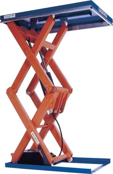 lifting platforms dock loading vehicle goods scissor. Black Bedroom Furniture Sets. Home Design Ideas