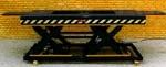 horizontal double scissor lift