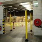 Softstop flexible bollards